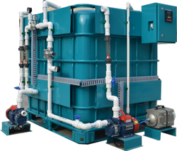 Alfa MBR Seawage Treatment Plant