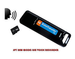 USB Spy Voice Recorder
