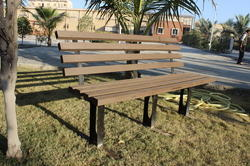 SW-6003 Wooden Benches