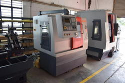 Second Operation CNC Turning Center