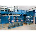 Industrial Effluent Ro Sewage Water Treatment Plant, Capacity: 1000 Lph