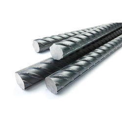 TMT Bars for Construction, Length: 6 m