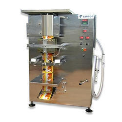 Liquid Sachet Machine