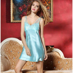Ladies Plain Night Dress