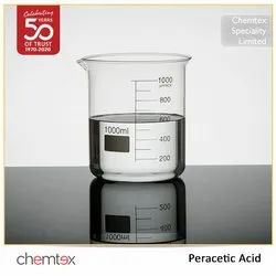 Peracetic Acid, For Cleaning And Disinfection