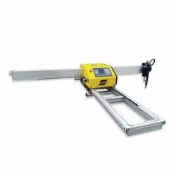 Aluminium Portable and Flexible CNC Cutting Machine, Max Cutting Thickness: 20 mm, Automation Grade: Semi-automatic