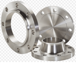 Silver Stainless Steel SS 316 Flanges