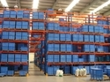 Hulk Lokpal Heavy Duty Beam Racks, For Warehouse