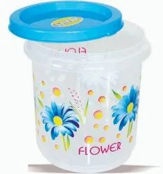Kitchen King 5 Printed Plastic Container