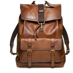 856955e9164d Leather Backpacks at Best Price in India