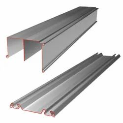 Wardrobe Aluminium Sliding Channel