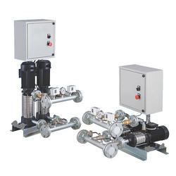 Twin Booster Pump System
