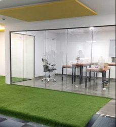 Single Glazed Partition For Office