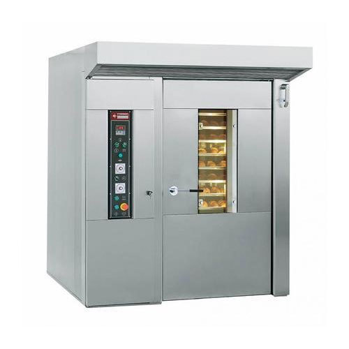 Three Phase Commercial Rotary Rack Bakery Oven