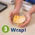 Plastic Food Wrap Dispenser