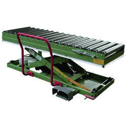 Roller Type Lifting Table