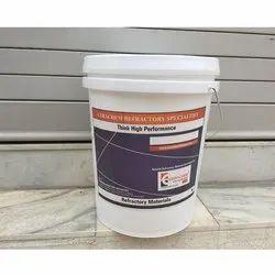 Fire Cement, Packaging Size: 20 Kg. Air Tight Plastic Pail, Grade: 1600 Deg. Centigrade