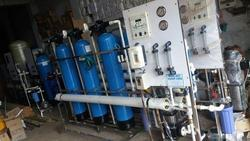RO Plant For Kidney Dialysis Machine
