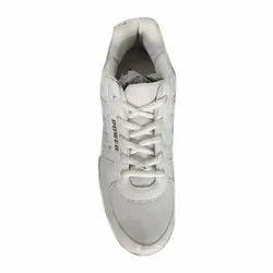Mens White Sports Shoes