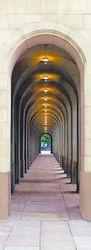3D UV door design - Corridor