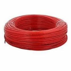 PVC V Guard Wires, Insulation Thickness: 0.75mm