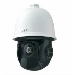 2 MP TVT PTZ Dome Camera, Vision Type: Day & Night, Camera Range: 20 to 25 m