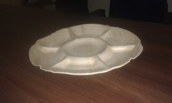 Decorative Areca Leaf Tray