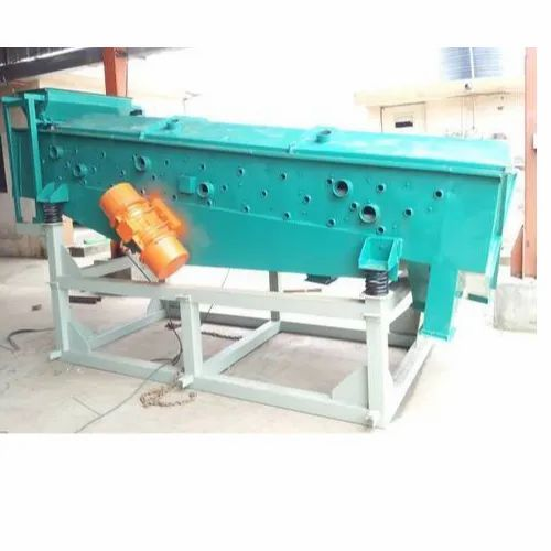 MS Deck Vibrating Screen, Aesha Conveyors And Crushing