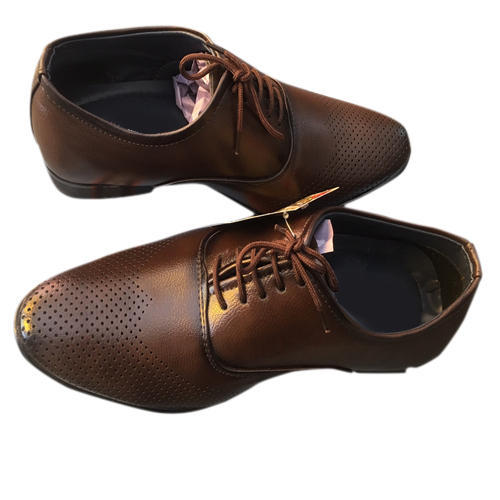 f982bfdcb6f Mens Trendy Brown Formal Shoes at Rs 310  pair