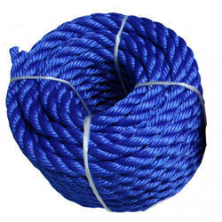 Blue PP Rope
