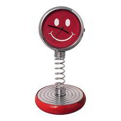 Smiley Spring Table/ Desk Clock Decorative Gift Item