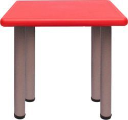 Red Square Table