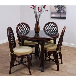 Good Cane Dining Set