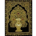 Jewel Embroidery Carpet