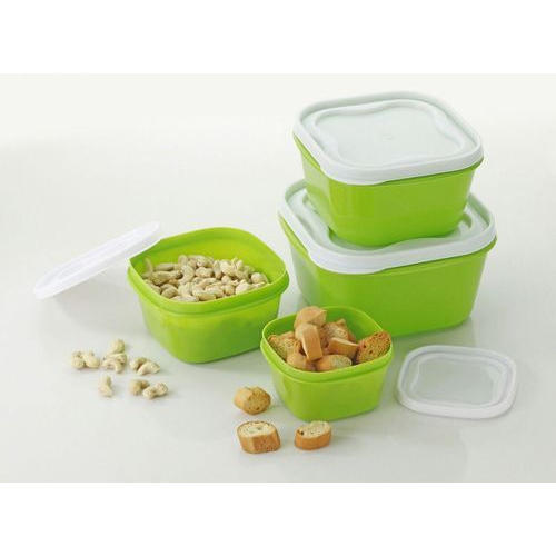 Plastic Container - Ganesh Easy Flow Storage Container Manufacturer