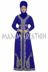 Designer Wear Dubai Caftan For Women's