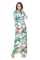 Cotton Designer New Pearl Western One Piece Dress