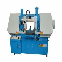 DI-099A Double Column Semi Automatic Horizontal Bandsaw Machine