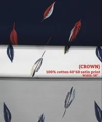 CROWN shirting fabric