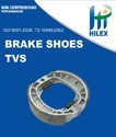 Hilex Suzuki AX-100/ Star City TVS Max/ Victor GL Brake Shoe