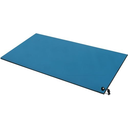 PVC Blended with antistatic agent (indigenous) ESD Table Mat