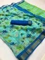 Ligalz Presents Cotton Saree with Panetar Chex