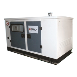 Used Effica Diesel Generators