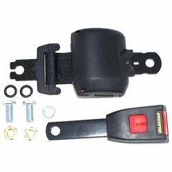 Forklift Interlock Seat Belt