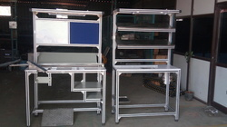 Aluminum Inspection Table