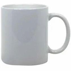 White Sublimation Photo Mug