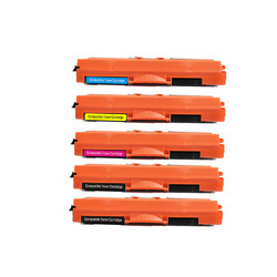 黑色,洋红HP CF350A/130A墨盒,130A/350A