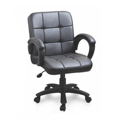 Leather Workstation Chair