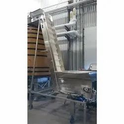 Fruits Transfer Conveyor