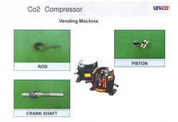 UNICO GLOBAL Co2 Compressor Parts